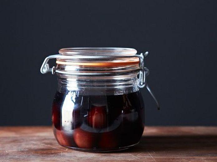 Grappa Cherries