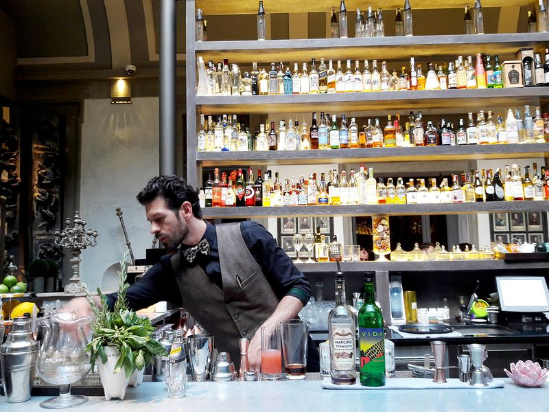 Italian Bars Are About a Lot More than the Drinks