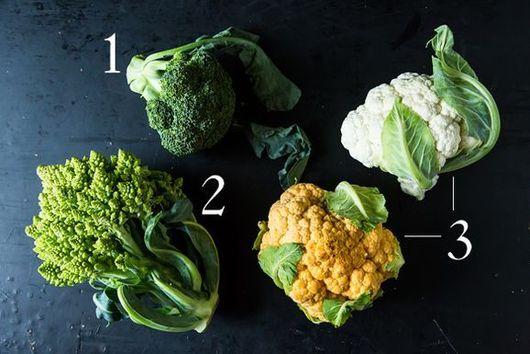Down & Dirty: Broccoli, Cauliflower, and the Like