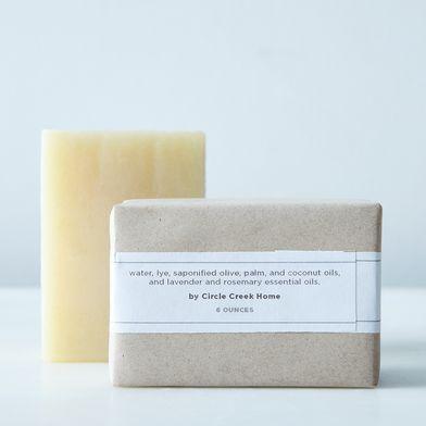 Madewell x Food52 Lavender Rosemary Bar Soap