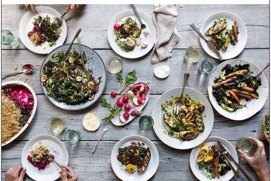 The Fat Radish Kitchen Diaries: Behind the Scenes with Julia Turshen