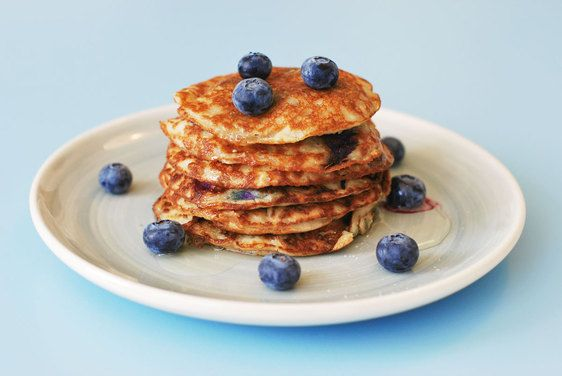 Almond Meal Pancakes