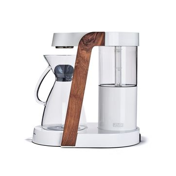 Automatic Pour Over System With Handblown Glass Carafe By Ratio Eight 3 Colors On Food52