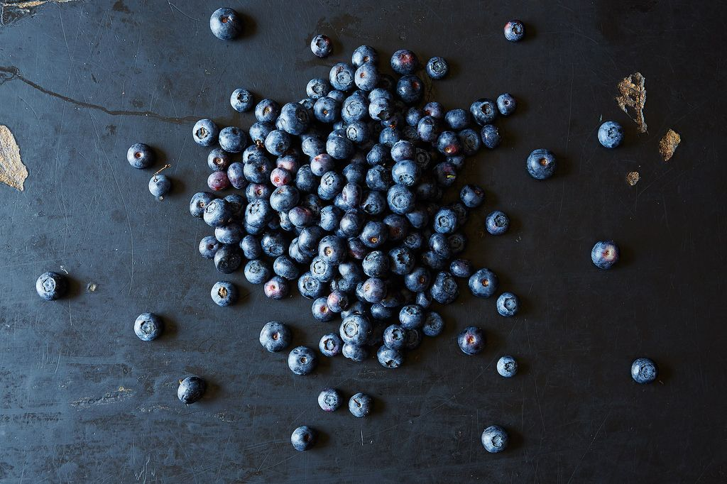 Fresh Blueberries, from Food52