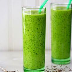 Green machine smoothie