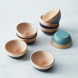 Over the Hills Mini Bowls (Set of 4)