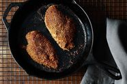 Walnut-Crusted Chicken Breasts