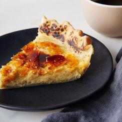 Crême Brûlée Pie