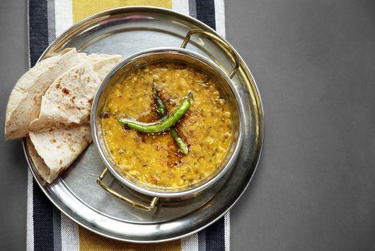 Quick Punjabi Dal Fry