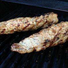 Pale Ale Pork Loin for the Grill