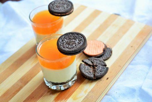 oreo orange cheesecake