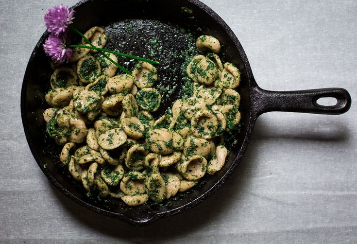 A Take on Orecchiette to Make All Summer
