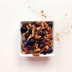 Cinnamon French Toast Breakfast Quinoa