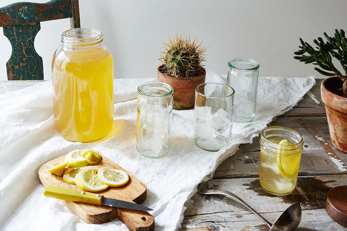 Honey Whiskey Punch Recipe