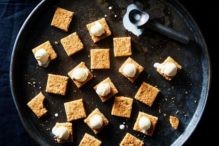 Sugar Cone Shortbread