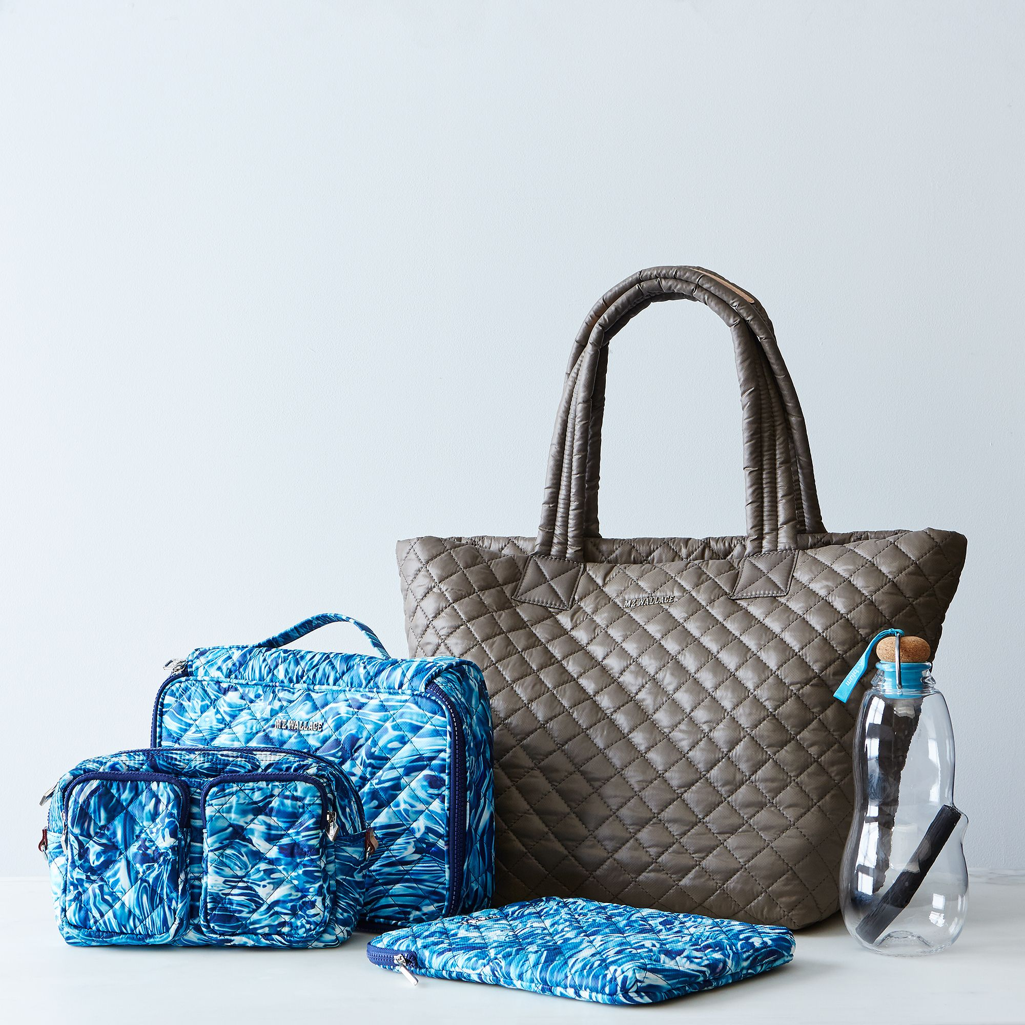 Mz Wallace Food52 Water Print Bags Exclusives On