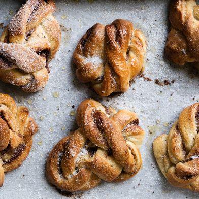 Leila Lindholm's Classic Swedish Cinnamon & Cardamom Buns