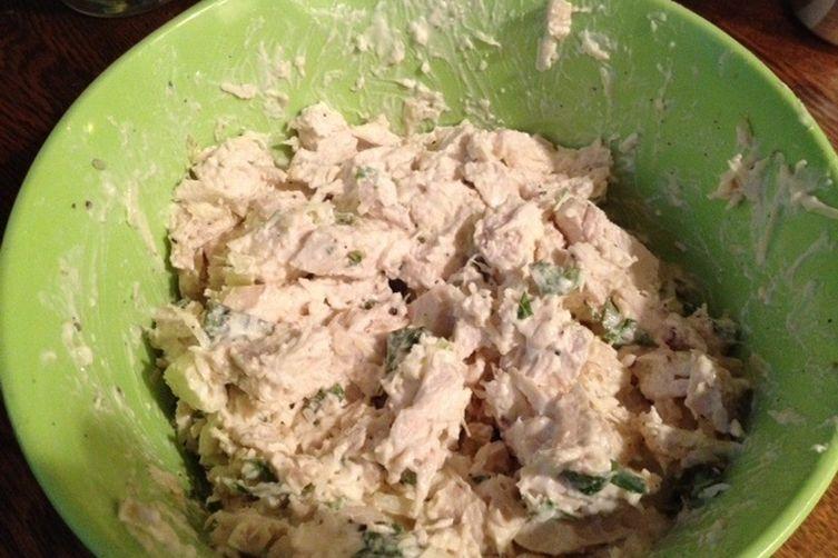 Best Basil Chicken Salad