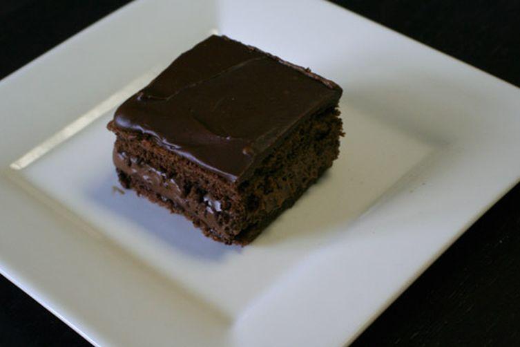 Hungarian Chocolate Cake (Rigó Jancsi)