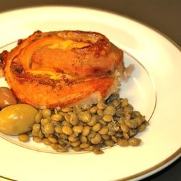 Zesty Citrus and Olive Pork Roast