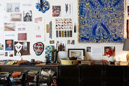 Peek at the Inspiration Boards of These 7 Female Designers