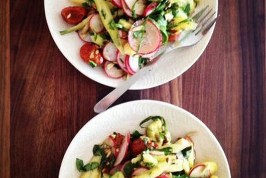 A Five-Minute Salad