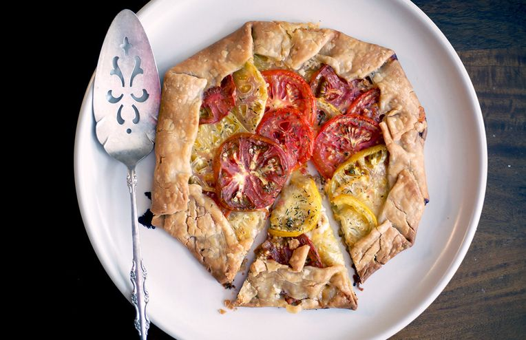 Cheddary, Mustardy, Tomatoey—and a Quick Dinner to Boot