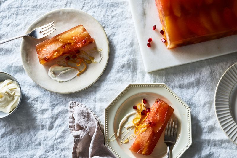 Call it spa dessert, or just good dessert.