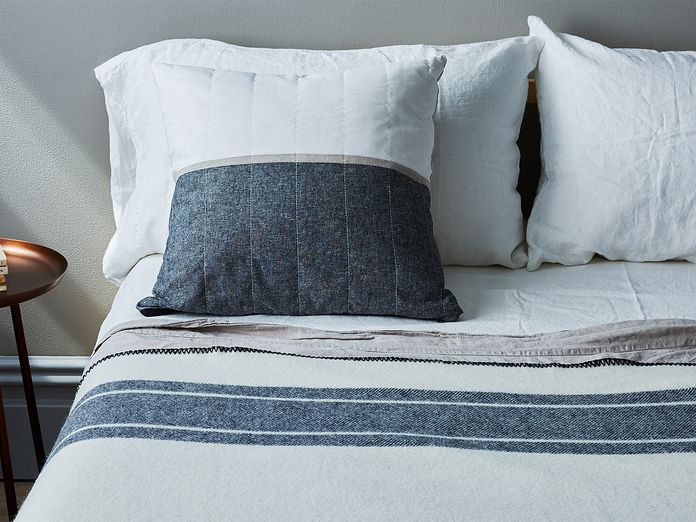 The Most Inviting Textiles You'll Want to Snuggle Down With