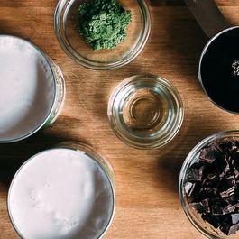 How to Make Matcha Mint Chip Ice Cream