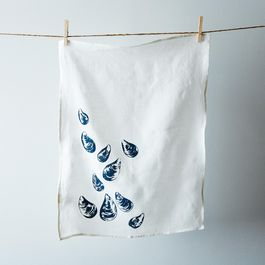 Mussels Tea Towel (Set of 2)