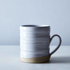 Handmade Stoneware Farmhouse Mug