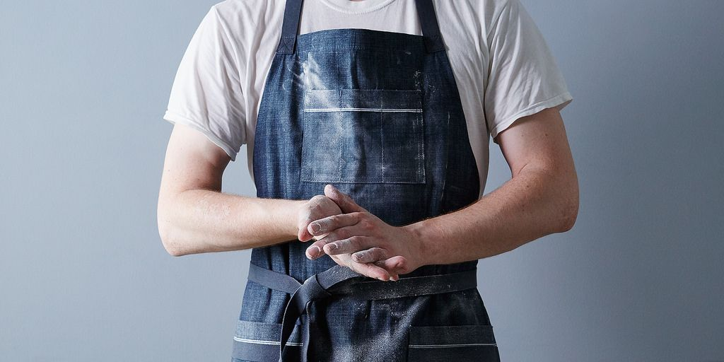 Chambray Selvage Apron