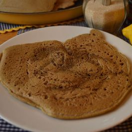Ploye, Traditional Buckwheat Pancake