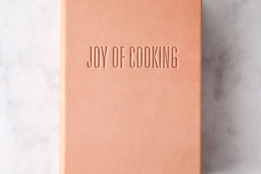 Leather Bound Joy of Cooking