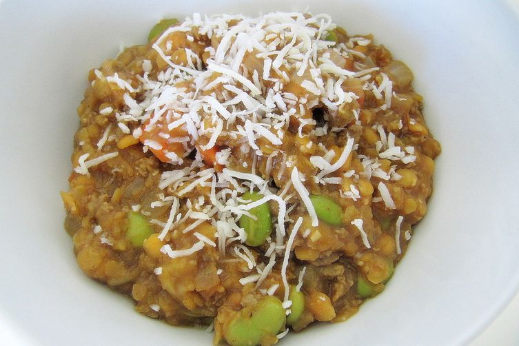 Lentil Curry Stew
