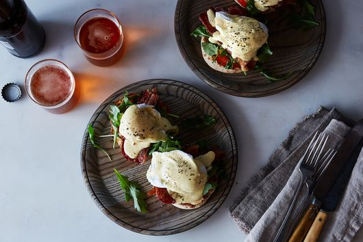 Blender Hollandaise Sauce From Eric Ripert