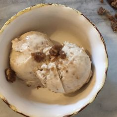 Pecan Brittle Ice Cream