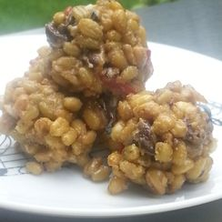 'Freekeh' Power Balls
