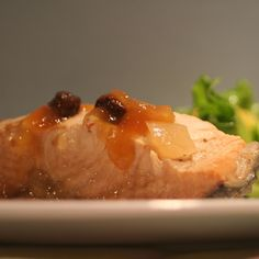 Sweet and Sour Salmon