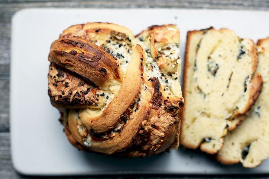 Babka Takes a Savory, Scallion-y Turn
