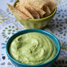 Avocado Roasted Pepper Dip