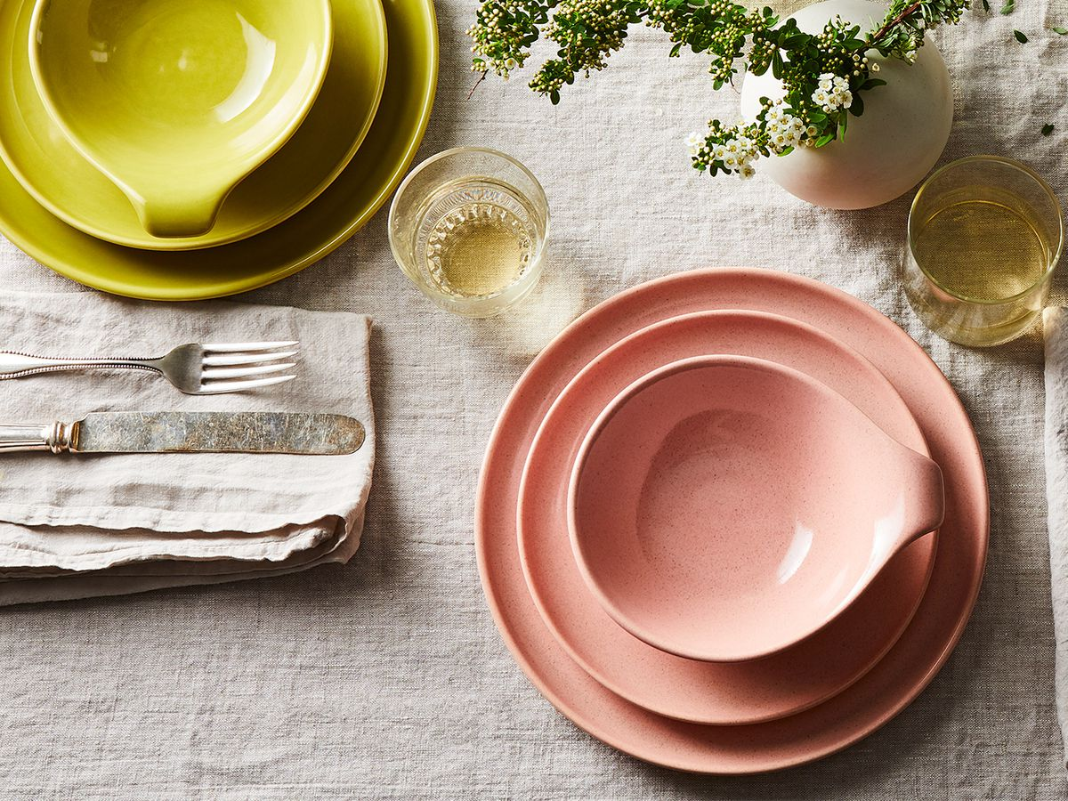 Best Colorful Ceramic Plates And Platters