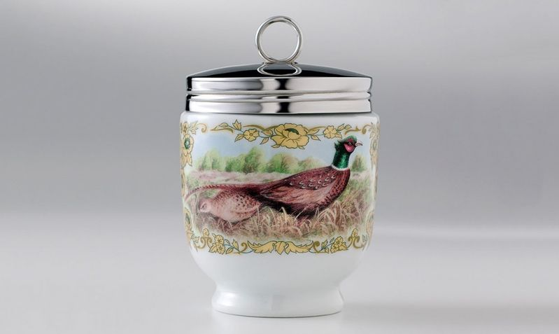 A Royal Worcester coddler.