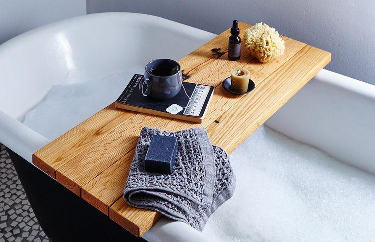 I Take a Hot Bath Every Single Night—Here's Why