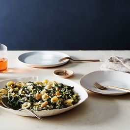 broccoli rabe by Catherine Lamb