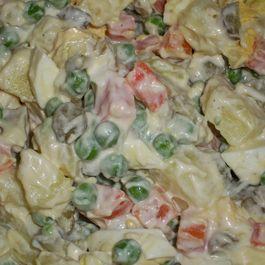 French salad (Francuska salata)