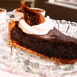 Fd982985 be3c 438a b6b6 6be4aef3026e  spicy fig chocolate tart w walnut pretzel crust