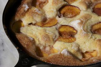 19015f02 2771 4a49 b7e9 362d3de4a113  peach skillet cake