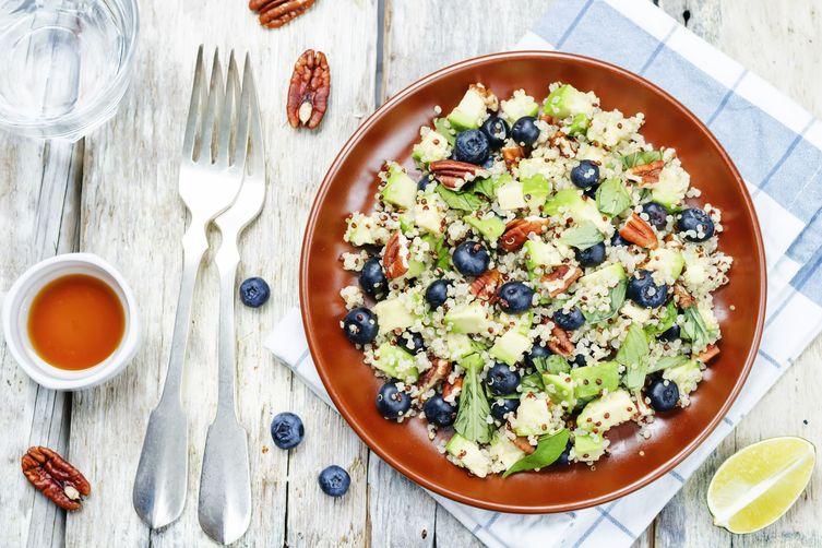 Brain Boosting Quinoa